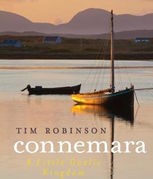 Strilen dukkar opp i ei bok om eit lite Irsk (Galisk) kongerike i Connamara.